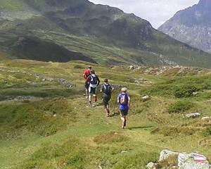 Trailrunning Camp Kitzbühel