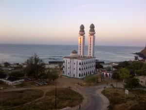 Mosquee de la Divinite, Corniche Dakar