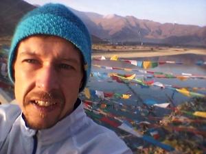 Running in Lhasa