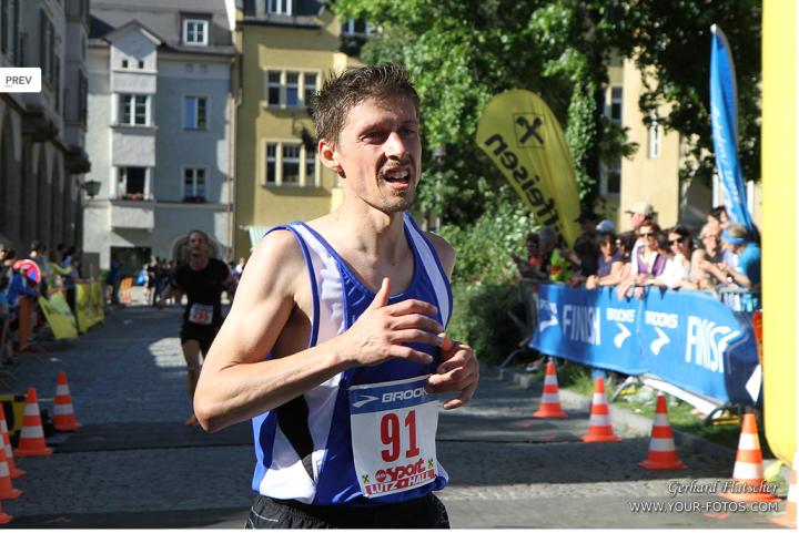 Halbmarathon Hall-Wattens 2014 - Halbmarathon und Volkslauf
