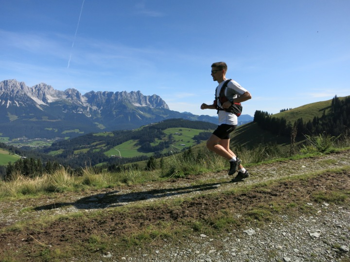 Die Kitzbühler Alpen (Foto: H. Angerer)