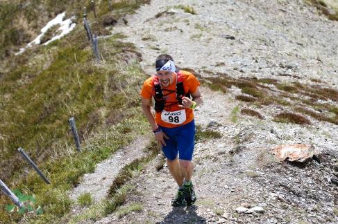 Aufstieg zum höchsten Punkt. Foto: www.wusaonthemountain.com