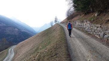 Von Poschiavo nach Cavaglia