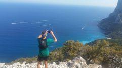 Blick auf die Cala Sisine